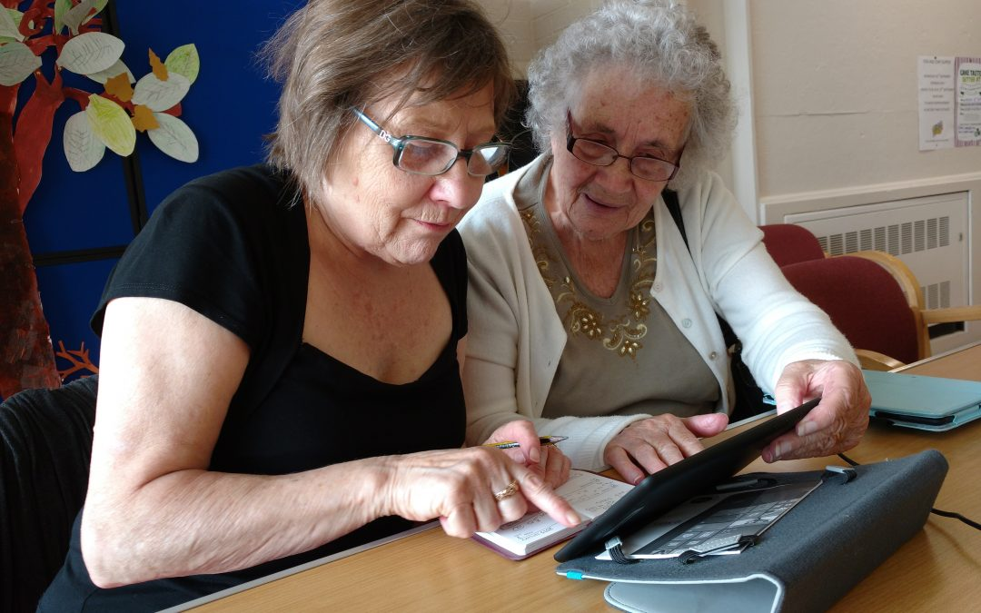 Citywide Digital Inclusion in Wolverhampton